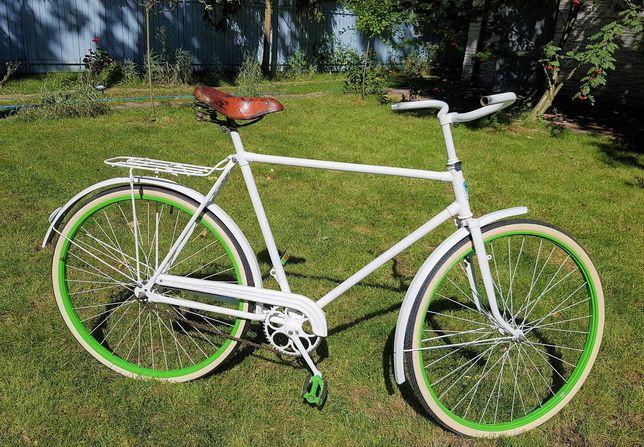 Rower Ukraina, oryginalny, po generalnej renowacji