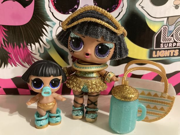 Куколка лол фараон pharaoh babe из серии sparkle