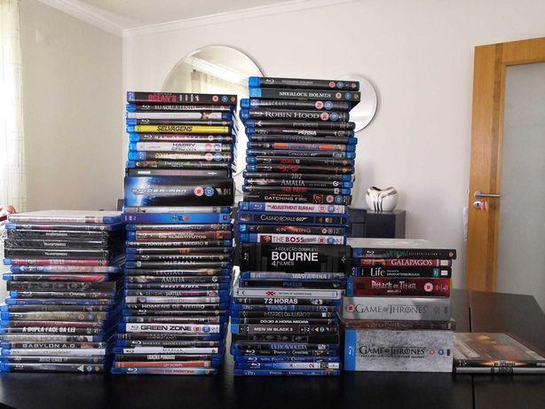 Blu-Ray, Blu-Ray 3D, HD DVD e DVD (Filmes e Séries) - Att. 07/09/21