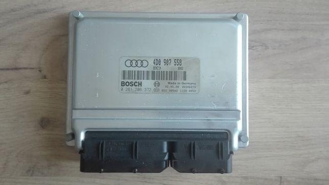 Sterownik komputer ECU Audi s6 c5 AQJ 340km