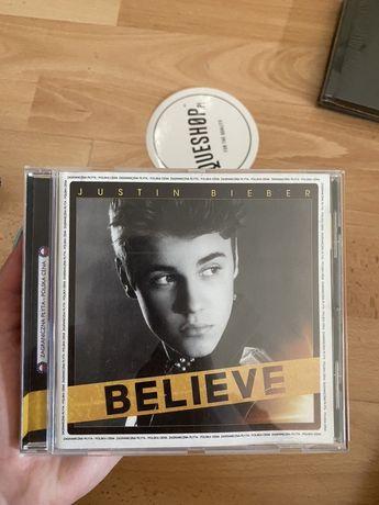 Justin Bieber płyta believe