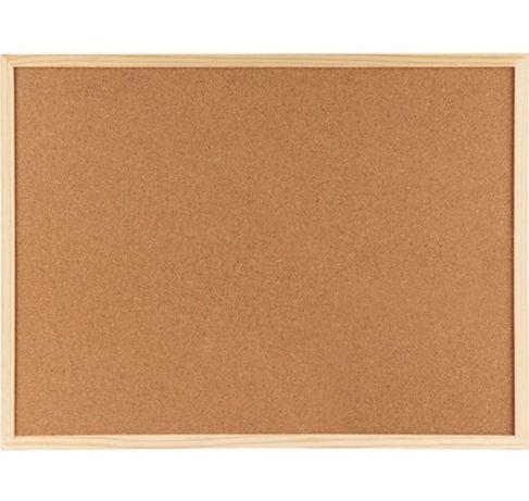 Доска пробковая Nota Bene 40х60 см с деревяной рамкой