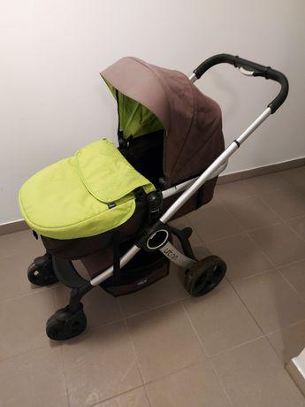 Wózek Chicco Urban 2w1 gondola + spacerówka