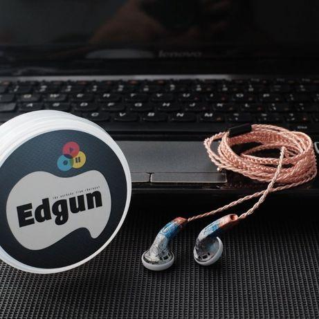 Наушники Вкладыши EDGUN