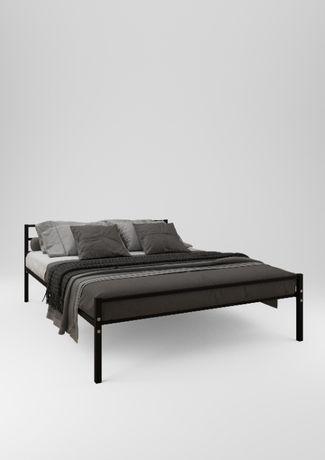 Кровать CUBUS Хайтек Нео чёрный мат