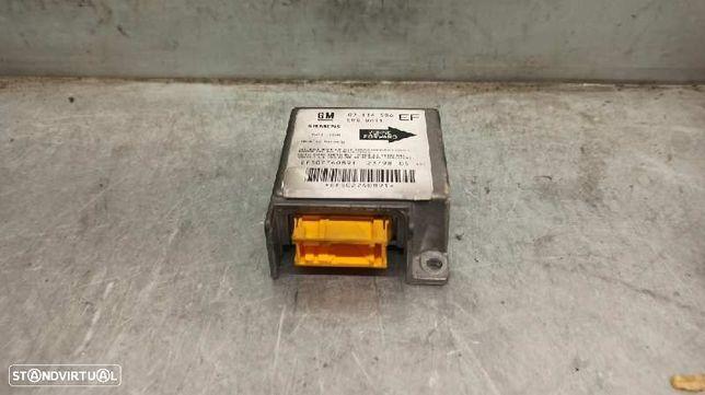09114586 Centralina airbags OPEL TIGRA (S93) 1.4 16V (F07) X 14 XE