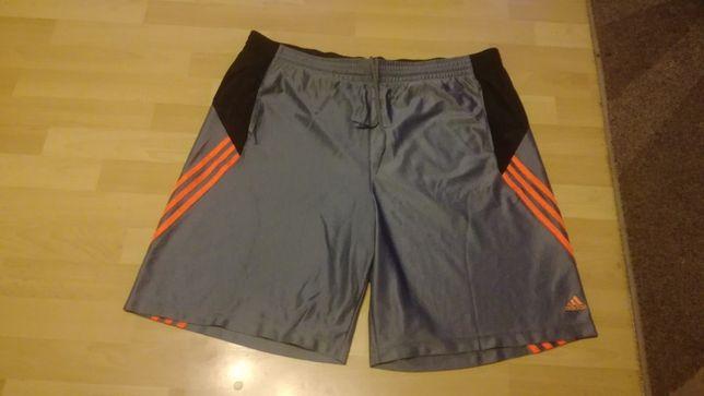 Krótkie spodnie ADIDAS r.XL stan bardzo dobry