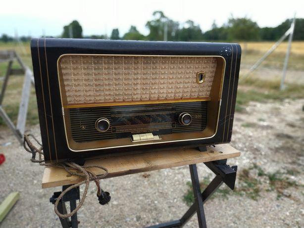 Radio lampowe RFT Werder