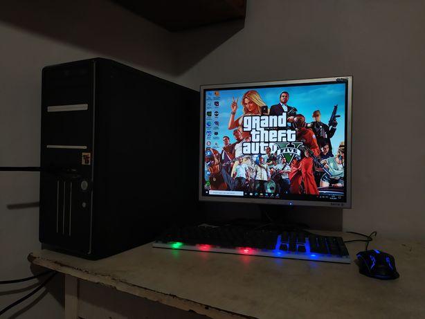 Игровой компьютер GTX550ti/Intel core i5/8gbDDR3/GTA5/CSGO/DOTA2/ETS2