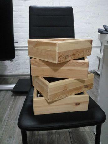 декоративные корзинки и ящики