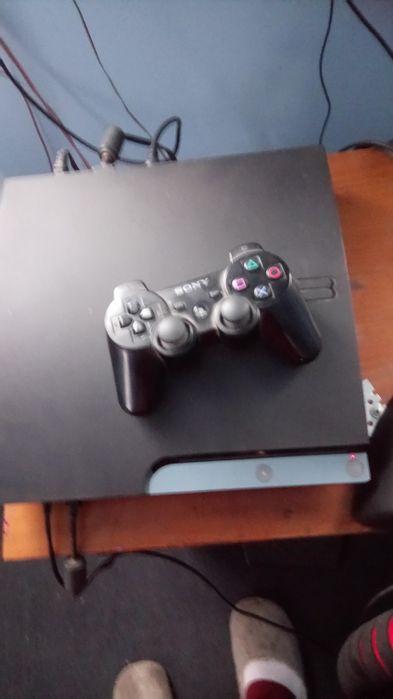 Продам Sony Playstation 3 и руль Бахмач - изображение 1