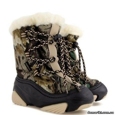 Обувь Демар Сапоги Demar MONTY MORO (хаки)
