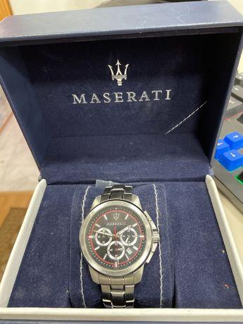 Relógio Maserati