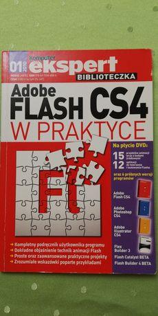 Adobe Flash CS4 w praktyce (Zamiana)