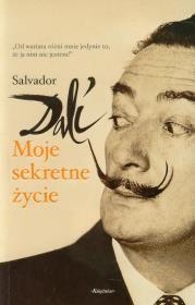 Moje sekretne życie Autor: Salvador Dali