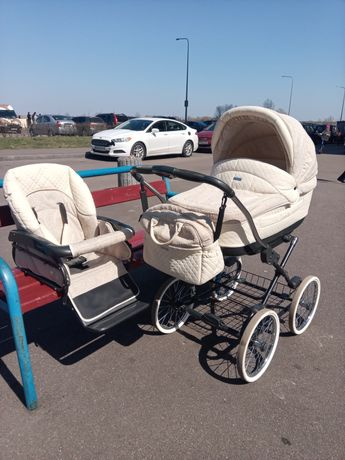 Детская коляска 2в1 Roan Marita Состояние как НОВАЯ