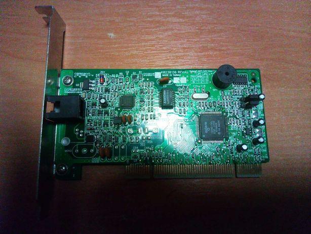 Сетевая карта PCI Genius K023B136 REV:A