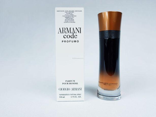 Giorgio Armani Code Profumo 110ML EDP   NOWY TESTER
