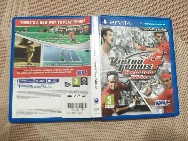 Jogo Virtua Tennis 4 World Tour Edition PS Vita