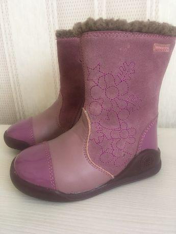 Зимові чобітки фірми Garvalin