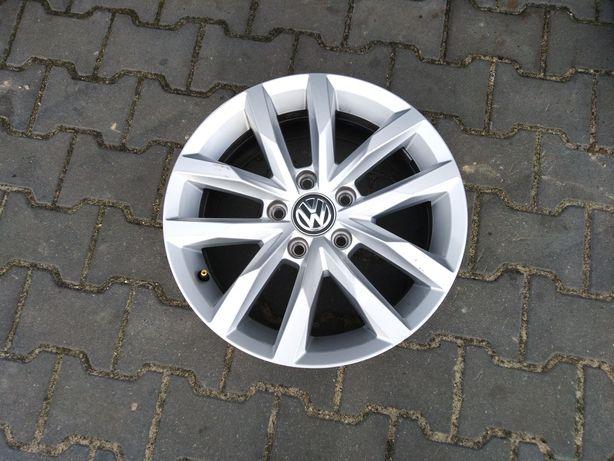 Felga aluminiowa 16 cali 5x112 et 41 Volkswagen Touran Golf