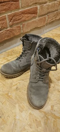 Buty zimowe dziewczęce Lasocki rozm 34