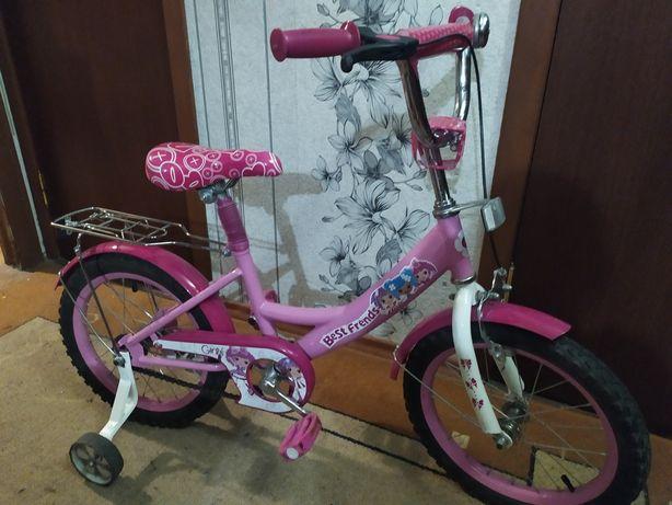 Продам велосипед 3-8 лет