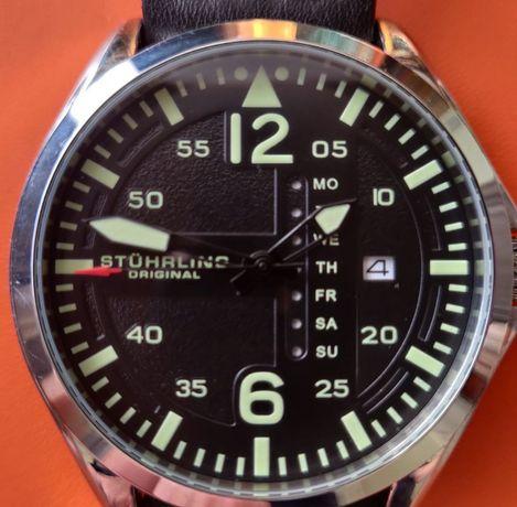 Часы Stuhrling Original Aviator 3916 ( из США)
