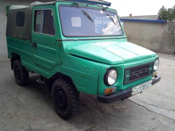 ЛУАЗ 969м 1986 года