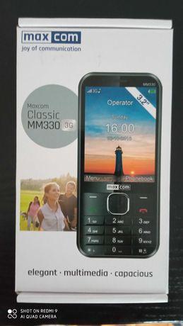 Telefon MAXCOM MM330
