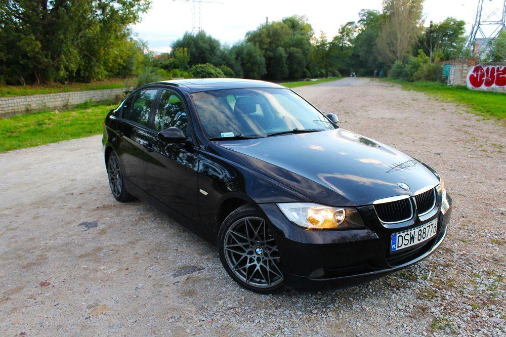BMW e90 320i sedan LPG Świdnica - image 1