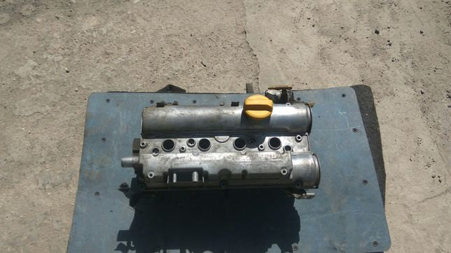Головка блока цилиндров , ГБЦ, Opel Astra G 1.6, X16XEL