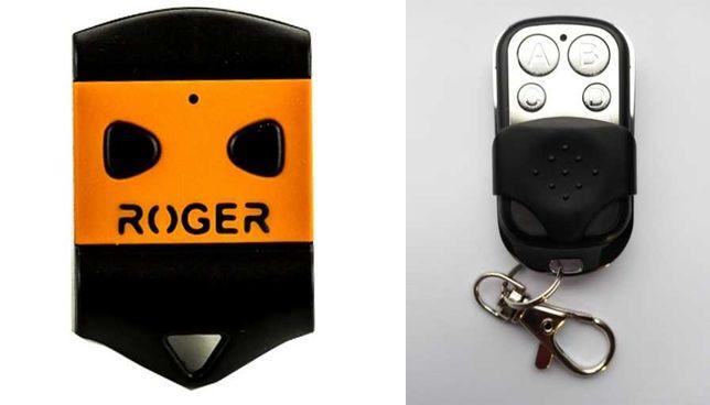 Comando Compatível Roger | Comando Roger