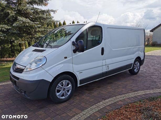 Renault Trafic  Opel Vivaro 2.0 115 KM L2H1 Long z Danii udokumentowany przebieg