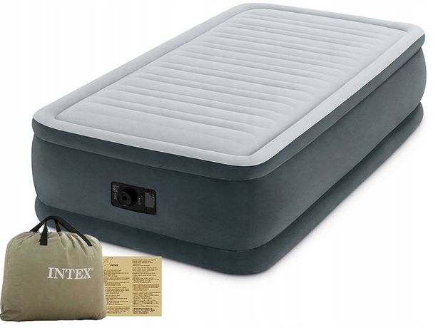 Materac do spania Comfort Plush Twin 64412 Intex