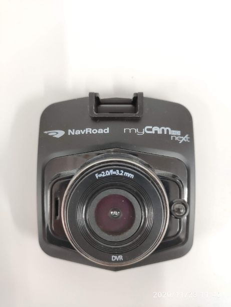 Wideorejestrator NavRoad MyCam HD Next + w cenie karta SD 16GB