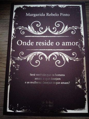 """Livro """"Onde reside o amor"""""""