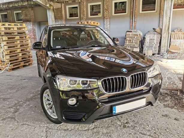 BMW X3 F25 2,0 Diesel I właściciel stan bardzo dobry X-Drive