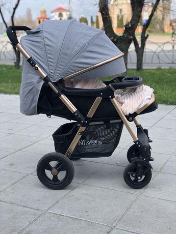 Прогулочная коляска Ninos Maxi