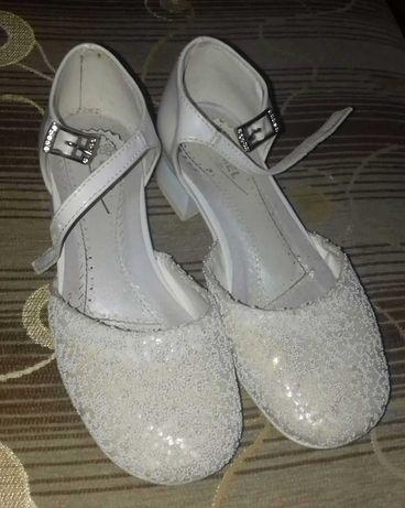 Szprzedam buciki dla dziewczynki 33r.