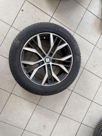 Продам диски ZW R17 с шинами Michelin X-Ice XI3 (Audi, VW, Skoda, Seat