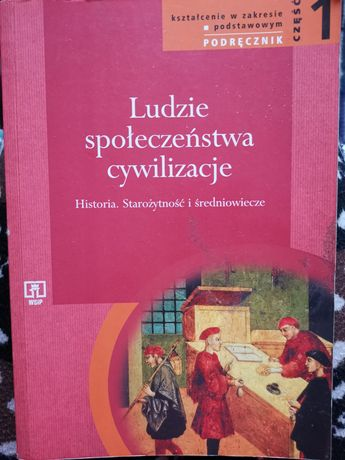 Podręcznik do historii. Ludzie, społeczeństwa, cywilizacje liceum