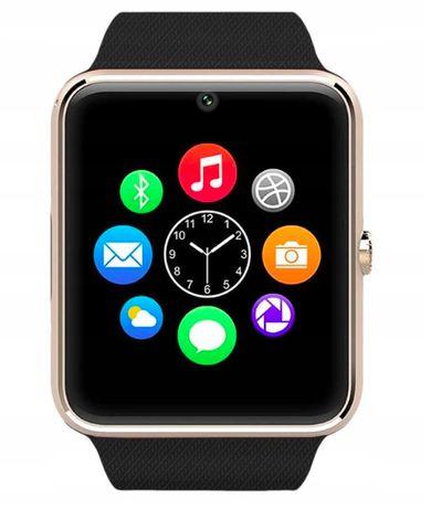 Smartwatch SX100 Nowoczesny Zegarek z SIM i SD NieApple model 2020