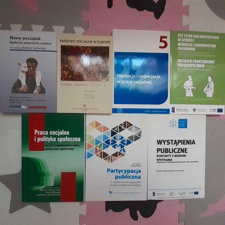 Książki o pracy i polityce socjalnej