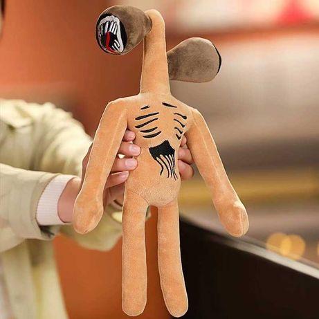 Мягкая игрушка Сиреноголовый и Мультяшный Кот Картун Кєт майнкрафт