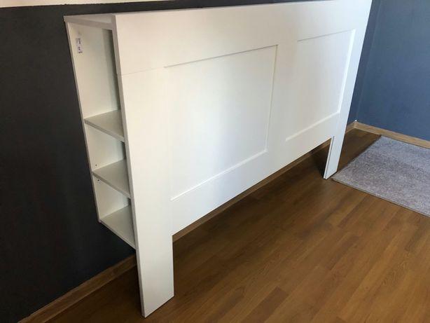 Zagłówek IKEA Brimnes 160 cm płyta szczytowa