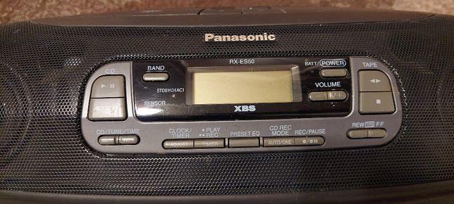 Radiomagnetofon Panasonic RX-ES50