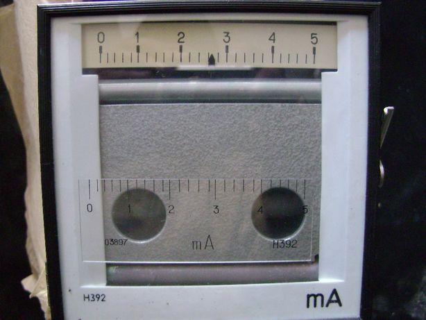 Амперметр вольтметр самопишущий щитовой Н 392.