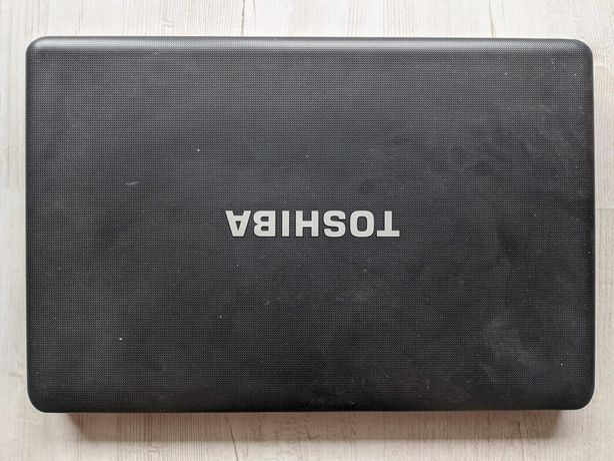 TOSHIBA Satellite C660 - 15,6' Intel Pentium P6200 3GB RAM 320GB HDD