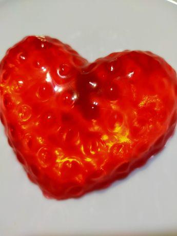 Мыло ручной работы ко дню святого Валентина